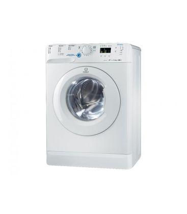 Masina de spalat rufe Innex INDESIT XWSA 61253 W, 6 kg, 1200 RPM, Clasa A+++, Alb