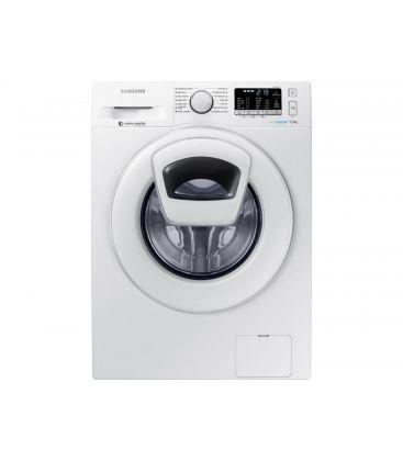 Masina de spalat rufe SAMSUNG Eco Bubble AddWash WW70K5210UW 1200 RPM, 7 kg, Inverter, Clasa A+++, Alb
