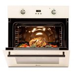 Cuptor incorporabil LDK A69ENRD, Digital, Timer, Grill, Iluminare, Bej