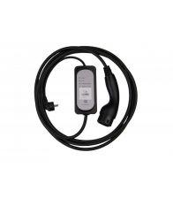 Statie de incarcare ROTRIC pentru masini electrice, portabila, Putere maxima 4 KW, 16 amperi, (cu mufa 62196-2)