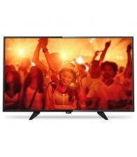 Televizor LED PHILIPS 40PFT4101/12, 102 cm, Full HD, Negru