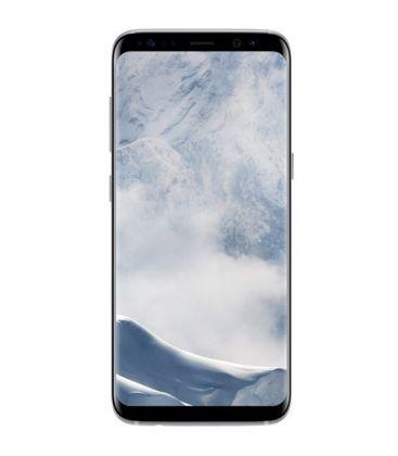 Telefon mobil SAMSUNG Galaxy S8 Plus, 64GB, 4G, Arctic Silver