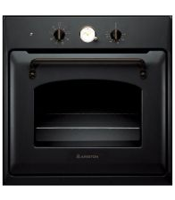 Cuptor incorporabil HOTPOINT Traditional FT 850.1 AN, Electric, Grill, Clasa A, Antracit